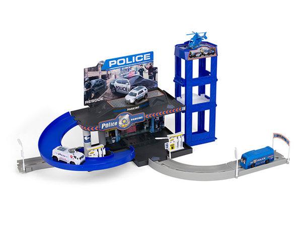26-Piece Star City Police Playset
