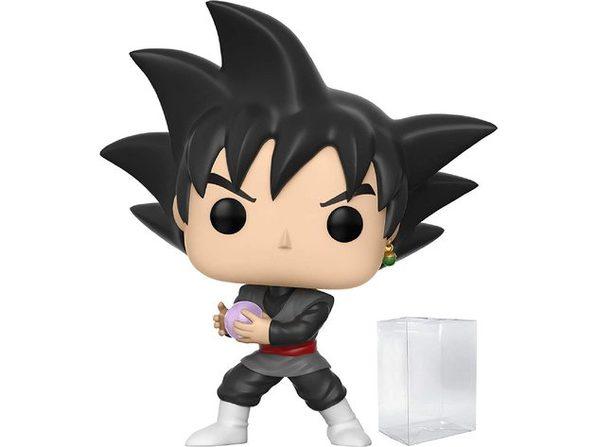 Funko Pop! Animation Dragon Ball Super Goku Black Vinyl Figure