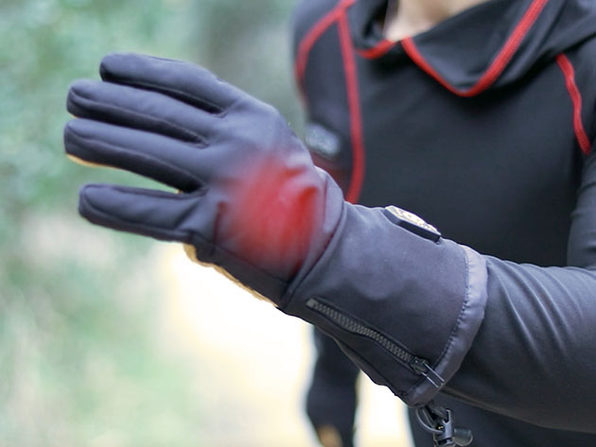 3.7V Heated Daily Gloves (XXS/XS)