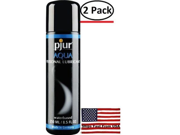 ( 2 Pack ) Pjur Aqua 250ml.