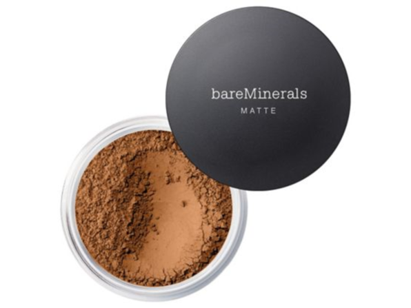bareMinerals Loose Powder Matte Foundation SPF 15 - Warm Dark 26 (0.21oz)