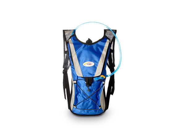 Sport Force Hydration Backpack (Blue)