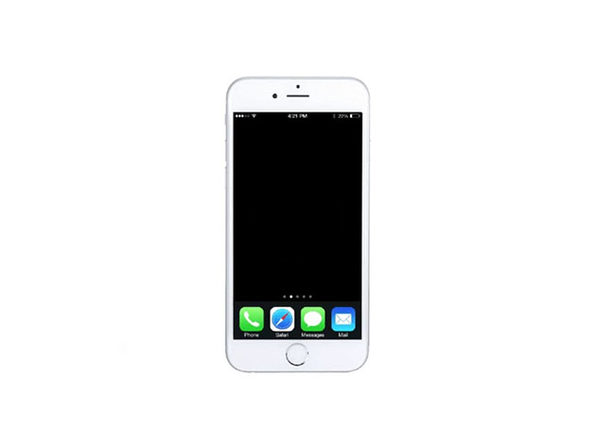 Apple iPhone 6 64GB - Silver (Certified Refurbished: Wi-Fi + Unlocked)