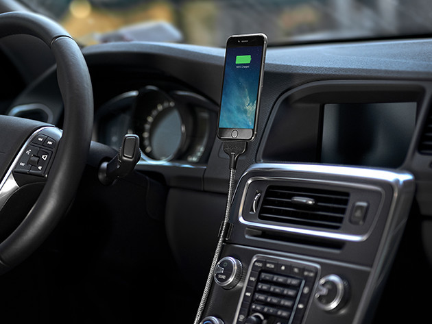 Bobine Auto Flexible Iphone Dock Tnw Deals