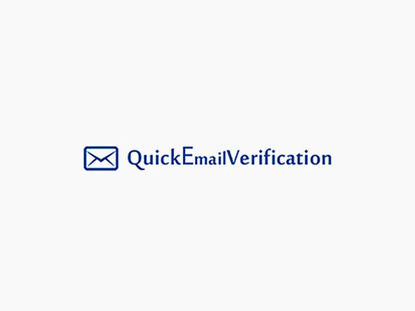 QuickEmailVerification (16,000 Credits)