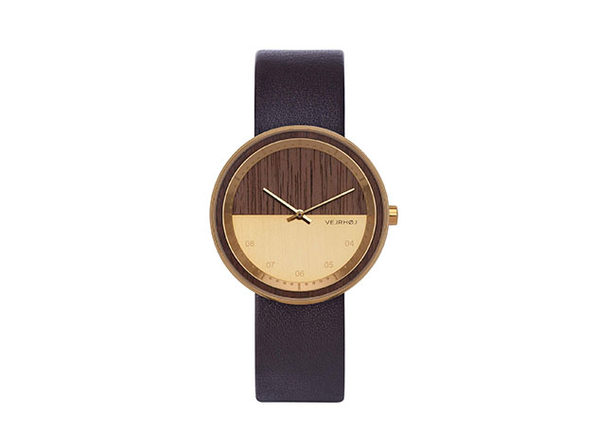 VEJRHØJ Unisex Watch (The Gold)