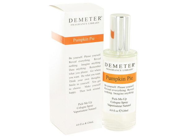 3 Pack Demeter Pumpkin Pie by Demeter Cologne Spray 4 oz for Women - Product Image