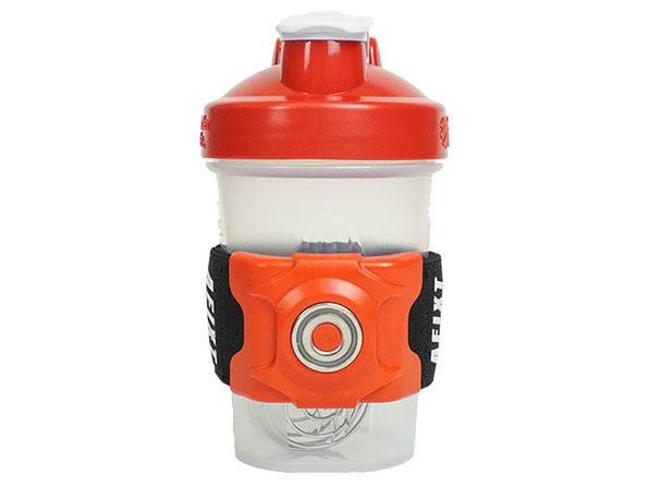 AFIXT® Magnetic Bottle Holder (Fire Red)