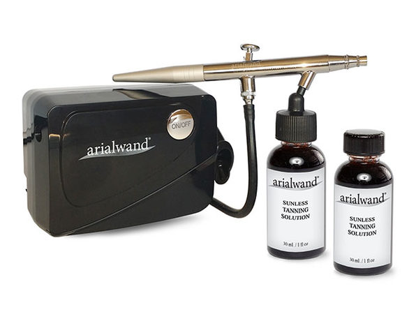 Arialwand Sunless Tanning Solution System - Product Image