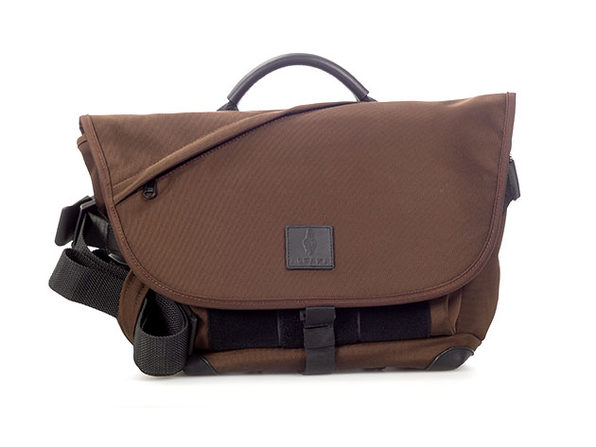 ALPAKA 7Ven Mini Messenger Bag (Brown)