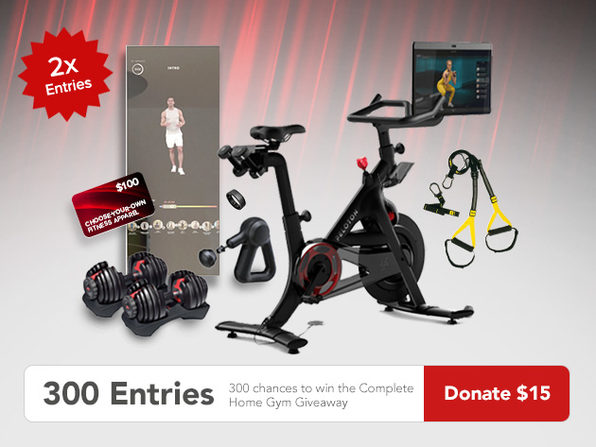 Donate $15 for 150 Entries - Product Image