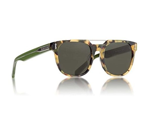 Dragon Alliance Mix 5220281Sunglasses, Tokyo Tortoise/Green - Green
