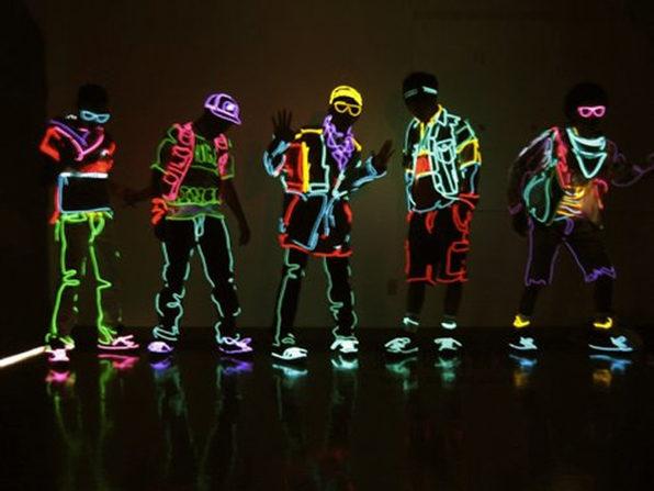 10-Ft Neon Light Rope