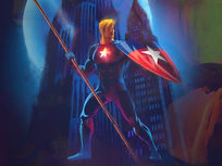 Illustrate Your Own Superhero Using Corel Painter - Product Image