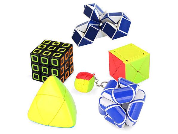 Zummy Brain Teaser Puzzles