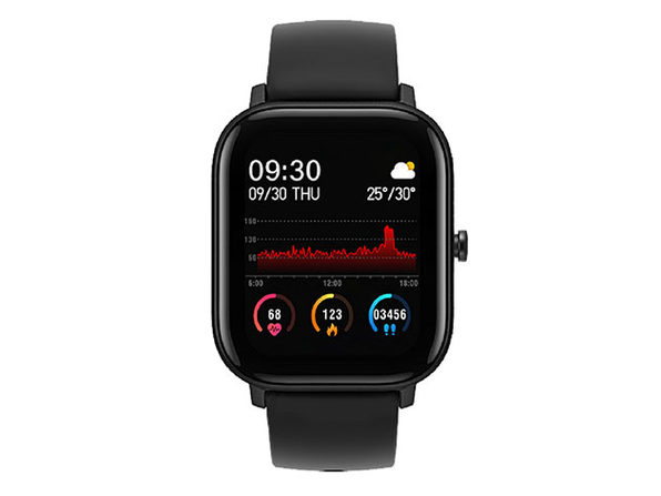 ChronoWatch Multi-Function Smart Watch (Black)