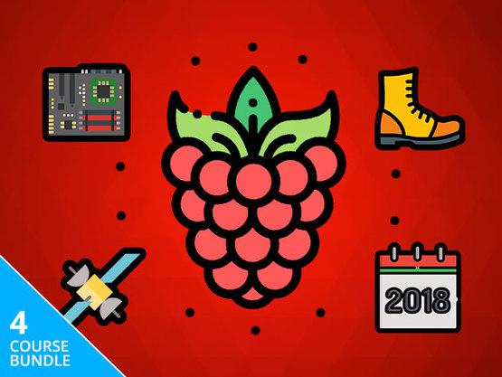 Complete Raspberry Pi Hacker Course Bundle Discount