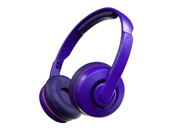 Skullcandy Cassette™ Wireless On-Ear Headphones (Retro Purple)