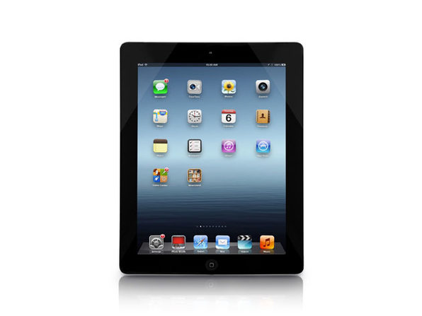 "Apple iPad 4 9.7"" 32GB AT&T Black (Certified Refurbished)"