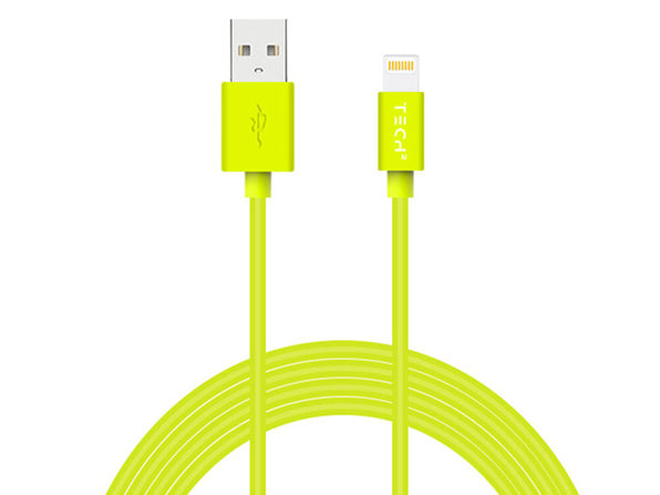 TECH2 Neon Lightning Cable