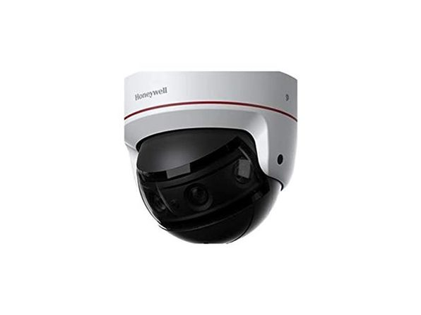 8MP IR RUGGED DOME CAMERA, LOW LIGHT, 5MM/M12 FIXE - Product Image