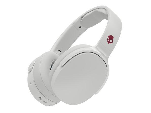 Skullcandy Hesh® 3 Wireless Over-Ear Headphones (White/Crimson)