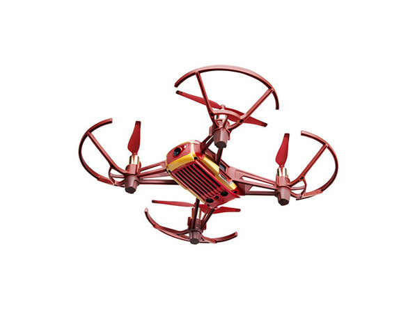 Ryze Tech Tello Quadcopter Iron Man Edition Powered by DJI