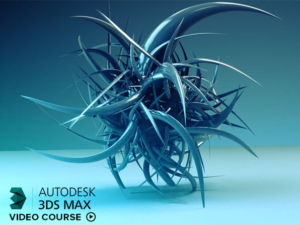 3DS Max Tutorial: Learn The Art of Modelling + Animation - Product Image