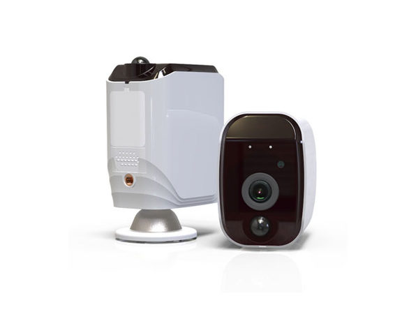 LizaTech 1080p WiFi Battery IP Camera