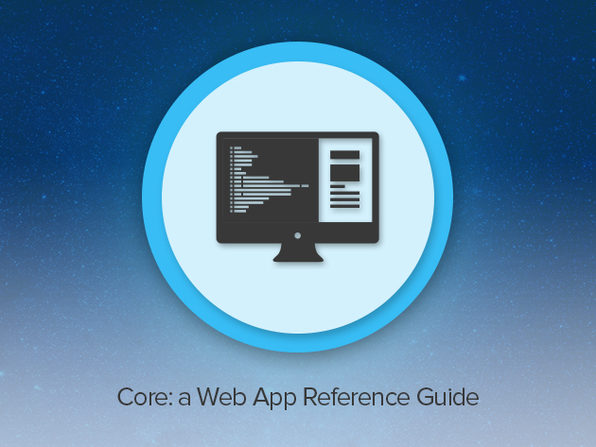 Core: A Web App Reference Guide for Django, Python & More - Product Image
