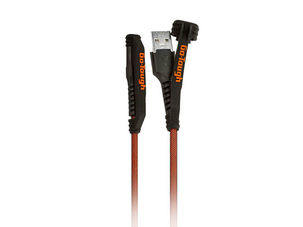 GO-TOUGH Reinforced MFi Lightning Cable
